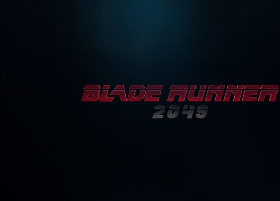 Blade Runner 2049 Announcement - YouTube