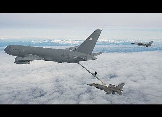 The Biggest Air Refueling Mishaps Caught On Camera