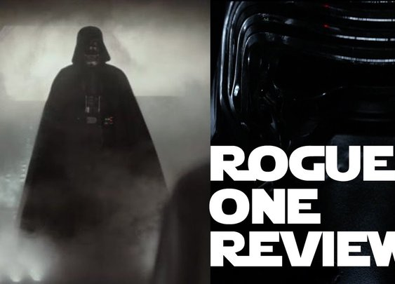 Kylo Ren Reviews Rogue One: A Star Wars Story (SPOILERS!)