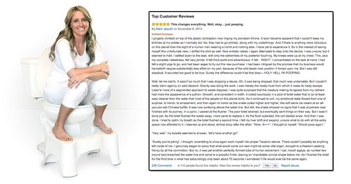 This 'adult potty' review on Amazon is quite simply the funniest review you'll read | The Poke
