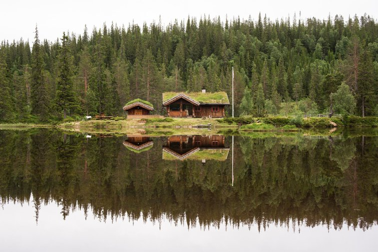 Cabin in Norway