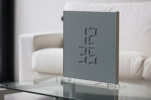 The ETCH Clock is the most innovative timekeeping device you'll see all day.