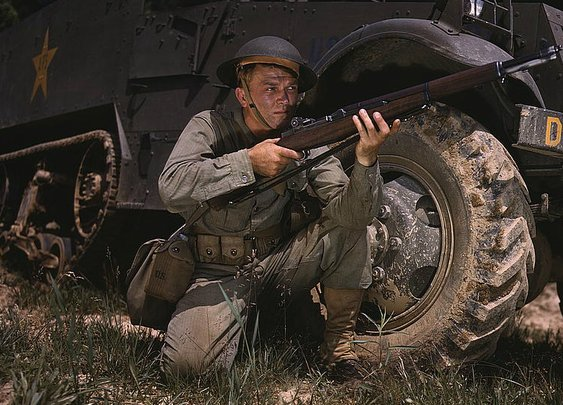 The Legendary Rifle That Fought World War II