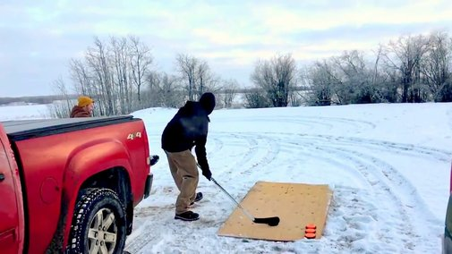 Canadian Skeet Shooting, eh! - YouTube