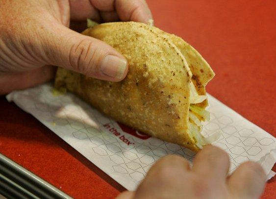 Americans Eat 554 Million Jack in the Box Tacos a Year, and No One Knows Why - WSJ