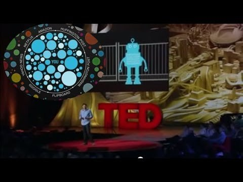 TED Talks - What FACEBOOK And GOOGLE Are Hiding From The World - The Filter Bubble - YouTube