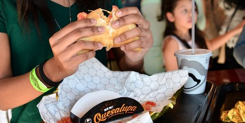 Taco Bell is now one of America's healthiest fast-food chains