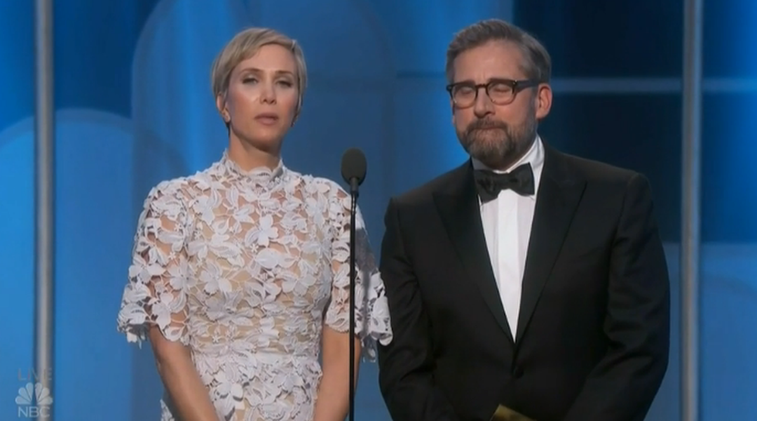 Kristen Wiig and Steve Carrell ruined the joy of animated movies. It was great.