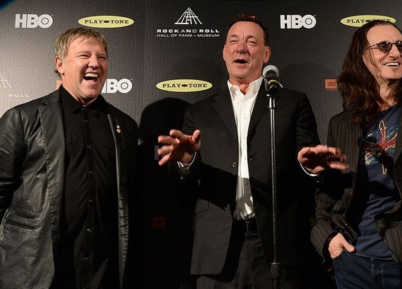 Why the Rock and Roll Hall of Fame Now Embraces Classic Rock Favorites « Radio.com