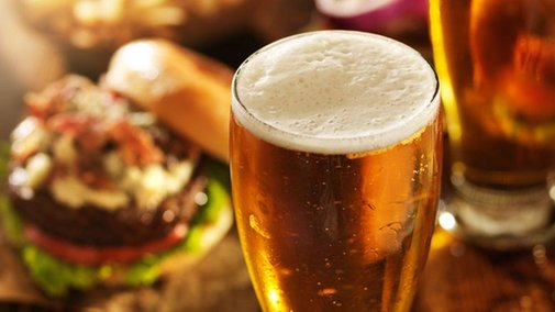 Alcohol flips brain into hungry mode