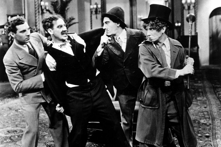 Are the Marx Brothers Still Funny?  - The Daily Beast