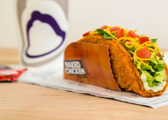 Taco Bell Unleashing Its Fried Chicken Shell Tacos Nationwide - Eater