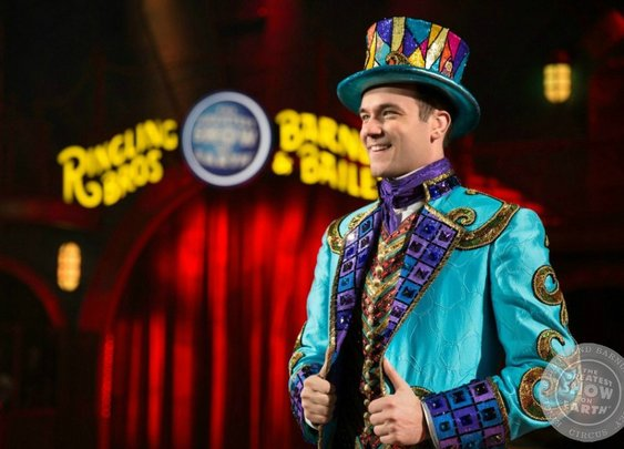 Ringling Bros. Circus to close