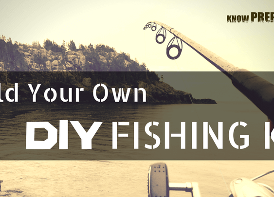 Build Your Own DIY Fishing Kit For Saltwater and Freshwater