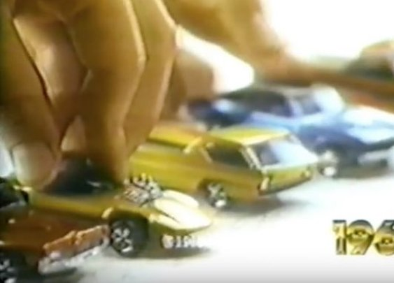 Watch Hot Wheels' Introductory Commercial from 1968 – Video – Car and Driver | Car and Driver Blog