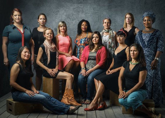 Meet 12 Badass Scientists…Who Also Happen to be Women