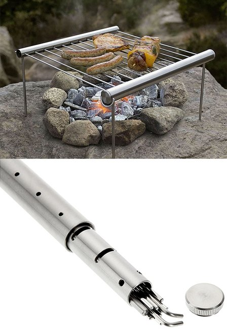 Grillput Portable Camping Grill