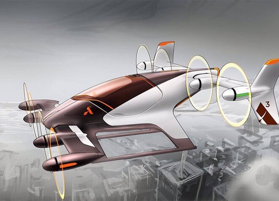 Airbus to Test Flying Car Prototype by End of 2017