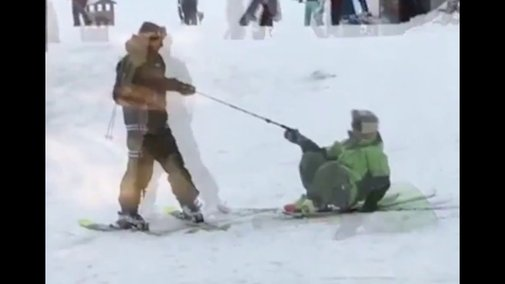 Don't Drink and Ski