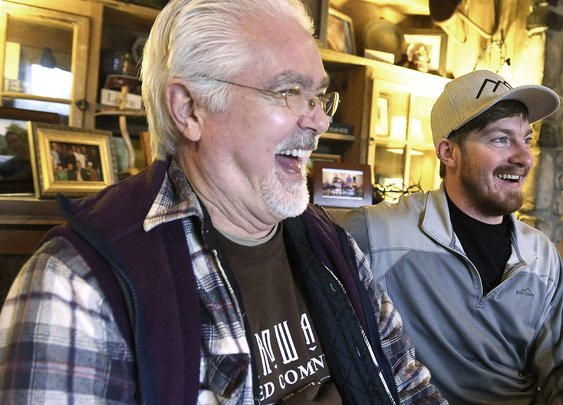 Retiree builds trust with troubled young men through woodworking