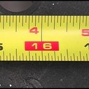 Mystery Tape Measure Markings
