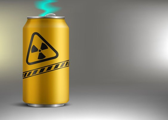 Refreshingly Radioactive? The Wild History of Energy Drinks
