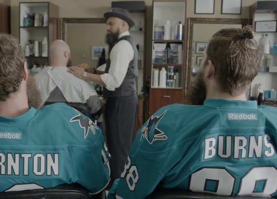 Sharks For Life: Barbershop (Outtakes) - YouTube