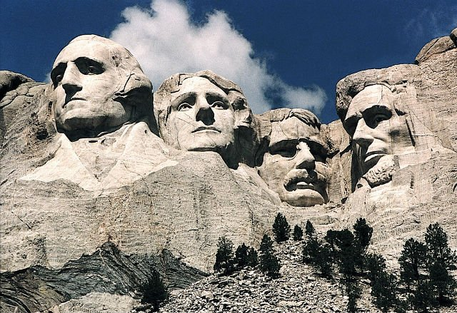 The Hidden Room Behind Mount Rushmore
