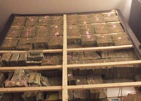Feds Find $20 Million Hidden Under A Mattress In Massachusetts