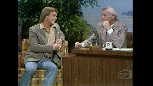 Mark Hamill on the Tonight Show with Johnny Carson, 1977