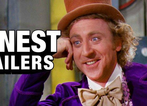 Honest Trailers - Willy Wonka