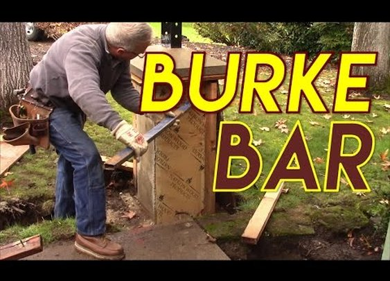 You need a Burke Bar