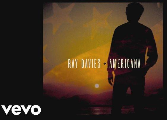 Ray Davies - Poetry (Audio) - YouTube