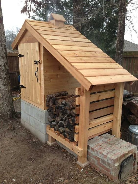 DIY complete instructions to build amazing cedar smokehouse ... on still making plans, open pit barbecue plans, privy plans, root cellar plans, shed plans, trailer mounted bbq plans, moonshine still plans, log cabin plans, homestead plans, windmill plans, bakery plans, barbeque plans, floor plans,