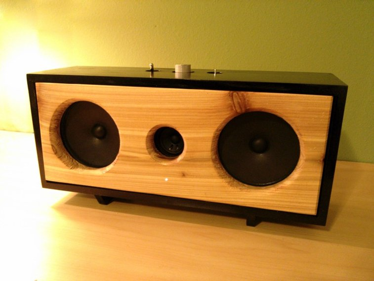 How to build a bluetooth speaker