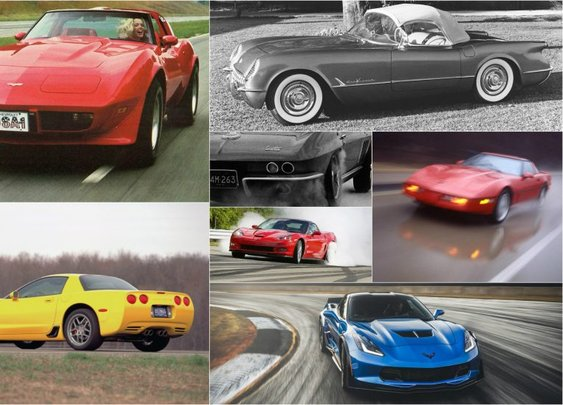 Chevrolet Corvette: A Brief History in Zero-to-60-mph Acceleration – Feature – Car and Driver