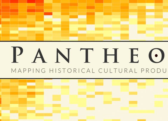 Pantheon: Mapping Human Cultural Production