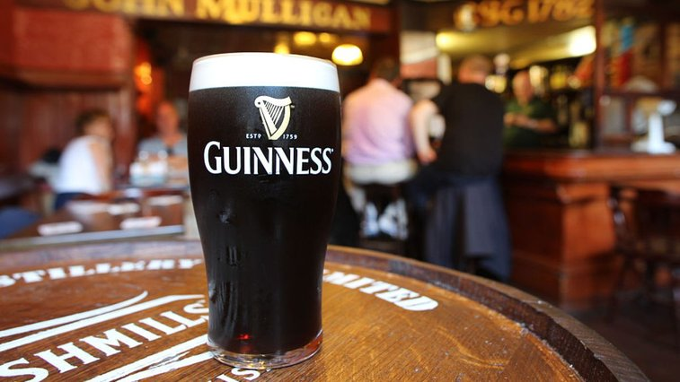 Guinness to open first brewery in U.S.