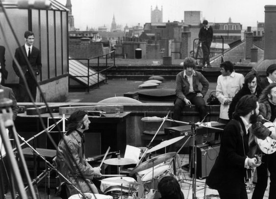 Beatles' Famous Rooftop Concert: 15 Things You Didn't Know
