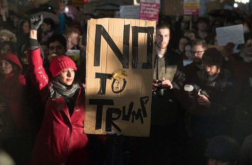 Nine questions those protesting against Donald Trump's immigration ban must answer | Coffee House