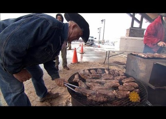 The Rules of Cowboy Cooking