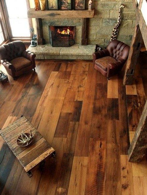 Plywood Flooring
