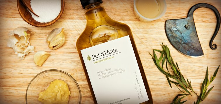 Cannabis-Infused Olive Oil Goes on Sale in U.S.