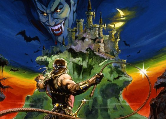 A Castlevania animated series is coming to Netflix