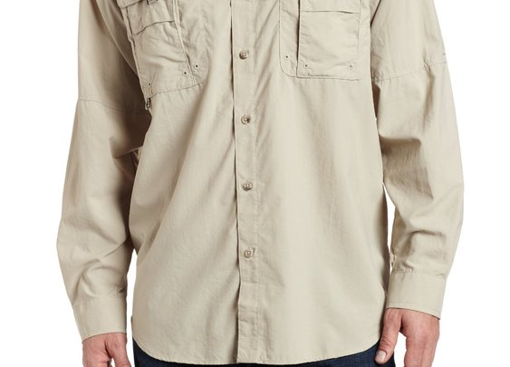 Columbia Sportswear Men's Bahama II Long Sleeve Shirt Review | | How to fly fish