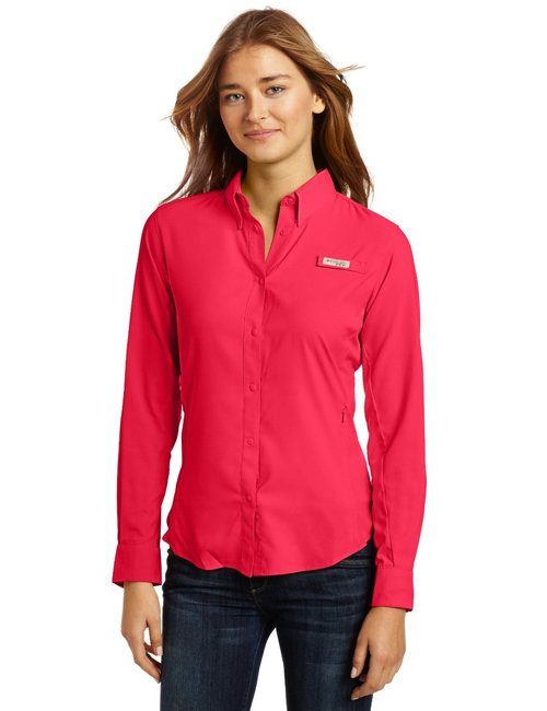Columbia Women's Tamiami II Long-Sleeve Shirt Review | | How to fly fish