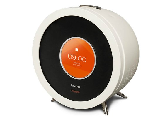 Bonjour Smart Alarm Clock: The World's Smartest Alarm Clock