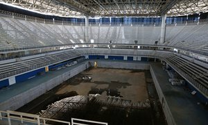 Rio's Olympic venues, six months later