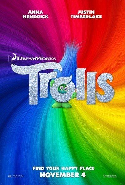 Trolls Movie Review & Film Summary (2016) | Roger Ebert