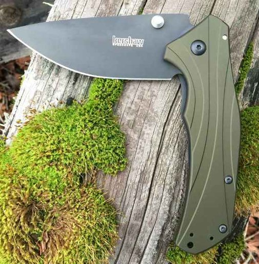 Kershaw Knockout Review - Quality steel on the cheap - Final30.com Gear Reviews